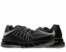 Nike Air Max 2015 (GS) Black/White Boys' Running Shoes 705457-002