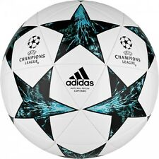 Adidas Champions League  Capitano Matchball  Replica Football  Ball White Turq
