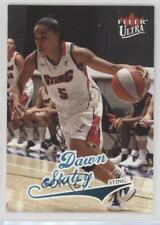 2004-05 Fleer Ultra WNBA #62 Dawn Staley Charlotte Sting (WNBA) Basketball Card