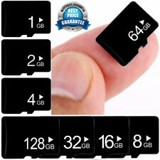 Class 6/10 512MB-128GB Micro SD MicroSD TF Flash Memory Card for Phones Tablets