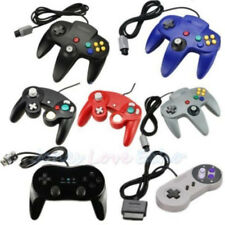 Gaming Controller Pad Joystick For Nintendo N64 / SNES / Wii / Gamecube GC Wii