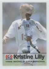 1999 Roox US Soccer Women's National Team Premier Series #115 Kristine Lilly USA
