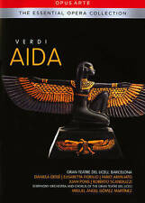 Verdi: Aida, New DVDs