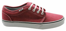 Vans Off The Wall 106 Vulcanized MLX Lace Up Washed Red Unisex Canvas