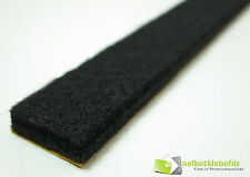 Felt Strip 2 3/8in wide, 0 1/4in Thick AB 3 3/12ft - Felt Band Black - Strong