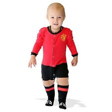 Manchester United Infant Footysuit Sizes 000 - 1