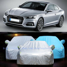 for Audi A5 8T 2008-2017 Car Cover Fitted Outdoor Water Proof Rain Snow Sun Dust