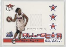 2004 Fleer Ultra WNBA All-Star Material #ASM-DS Dawn Staley Team Basketball Card