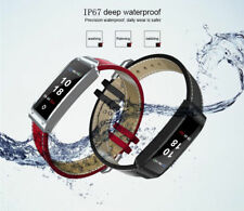 Y2 IP67 Bluetooth Bracelet SmartWatch Fitness Blood Pressure Monitor Android IOS