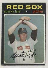 1971 Topps #649 Sparky Lyle Boston Red Sox Baseball Card