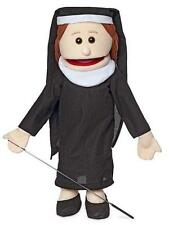 """25"""" Nun, Full Body Puppets, Ventriloquist Style Puppet"""