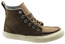 Converse Chuck Taylor All Stars Classic Boots Unisex Trainers Brown 135248C D107