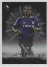 2016 Topps Premier Gold Brilliance of the Pitch Silver #BP-DD Didier Drogba Card