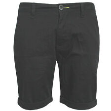 Adidas St Everyday Neo Label Mens Black Cotton Casual Shorts X44260 R1A