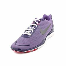Nike Free Trluxe Womens Size 7.5 Purple Mesh Running Shoes