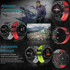 IP67 Bluetooth 4.2 GPS Smart Watch Heart Rate Monitor For iPhone Android Phone