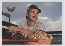 1993 Topps Stadium Club Members Only #557 Don Mattingly New York Yankees Card