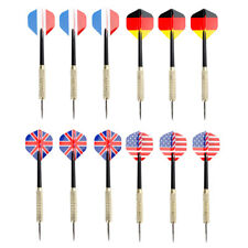 6 Modes Needle Tip Darts with National Flag Flights High-grade Professional VX39