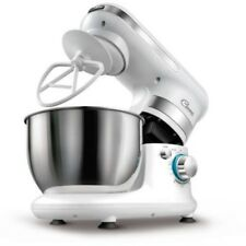 Cake Stand Mixer 6 Speed 4.2 qt Stainless Bowl Planetary System Titled Out Arm
