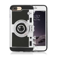 Camera Design Case For iPhone Models