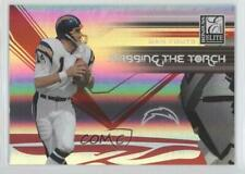 2007 Donruss Elite Passing the Torch Red #PT-23 Dan Fouts Philip Rivers Card