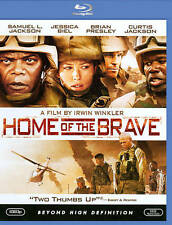 Home of the Brave (Blu-ray Disc, 2011)