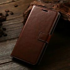 Luxury Leather Case Magnetic Flip Card Wallet Stand Pouch Cover For LG G3/G4