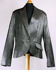 Junior B.Blazer Evening Wear Silver Black Girls' Women's Size 182 188 NEW