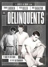 THE DELINQUENTS NEW REGION 1 DVD