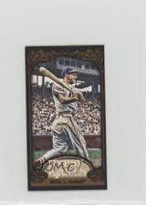2012 Topps Gypsy Queen Mini Black #249 Stan Musial St. Louis Cardinals Card