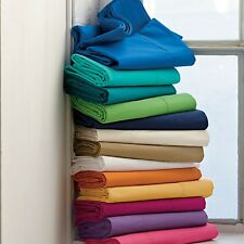 Home Choice Bed Sheet Collection 1000TC Egyptian Cotton Super King All Solid