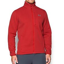 Under Armour Men's Storm Extreme ColdGear Jacket, Red/Steel