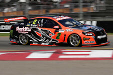Garth Tander 6x4 or 8x12 photos V8 Supercars Holden HRT MOBIL 1