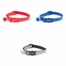 Ancol Reflective Gloss Cat Collar (BT737)
