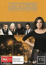 Law And Order SVU Season 15 : NEW DVD
