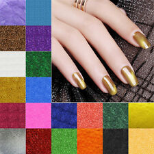 Large 100g Bulk Pack Extra Ultra Fine Glitter Nails Art Body Crafts Wholesale NW