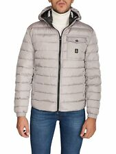 jacket mens quilted REFRIGIWEAR mod. HUNTER F/W 2017-2018 Colour Mastic