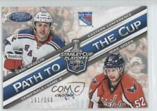 2012 Panini Certified Path to the Cup Semifinals #PCSF13 Mike Green Carl Hagelin