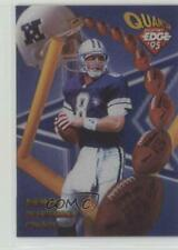 1995 Collector's Edge EdgeTech Quantum Motion 20 Troy Aikman Dallas Cowboys Card
