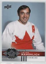 2017-18 Upper Deck Canadian Tire Team Canada 137 Frank Mahovlich (National Team)