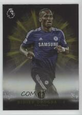 2016 Topps Premier Gold Brilliance of the Pitch #BP-DD Didier Drogba Chelsea FC