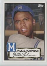 2012 Topps '52 Retro VIP National Convention Base #411 Jackie Robinson Card