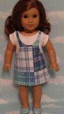 """Dress handmade to fit 18"""" American Girl Doll 18 inch Doll Clothes 27c"""