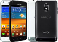 Samsung Galaxy S2 SPH-D710 Smartphone Black Gray White Sprint Boost Virgin Metro