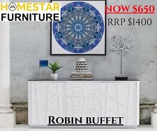 Robin Occassional Series - Buffet and Entertainment Unit COFFEE TABLE LAMP TABLE