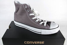 Converse All Star Boots, Grey, Textile/Canvas, NEW