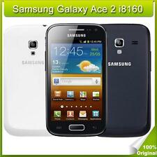 Original Samsung Galaxy Ace 2 i8160 Android OS 3G WiFi GPS Dual-Core 4GB 5.0MP