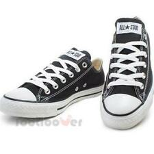 Converse Chuck Taylor Shoes M9166C All Star Ox Mens Womens Low Black Sneakers