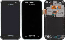 Samsung T959 T959V LCD Display Touch Screen Digitizer Window Lens Glass Frame