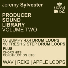 Jeremy Sylvester Producer Sound Library Vol. 2 - Download Samples